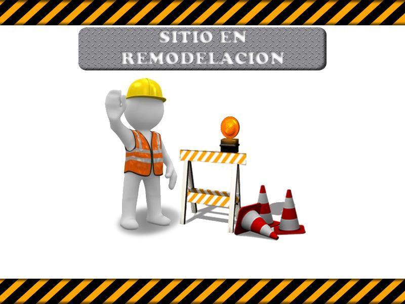 Sitio en Remodelacion